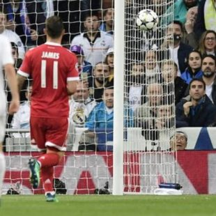 Reigning European champions Real Madrid moved into their third successive Champions League final as they edged out Bayern Munich in a thrilling semi-final second leg.
