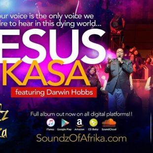 JESUS KASA – Sonnie Badu ft. Darwin Hobbs (Official Live Recording)