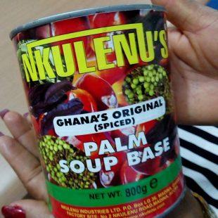 Nkulenu's Spiced Palm Soup Basee