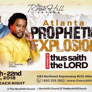 Atlanta Prophetic Explosion