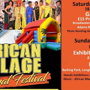 AFRICAN VILLAGE CULTURAL FESTIVAL LONDON 2018