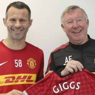 Sir Alex Ferguson: Ryan Giggs hopes former Manchester United manager can recover