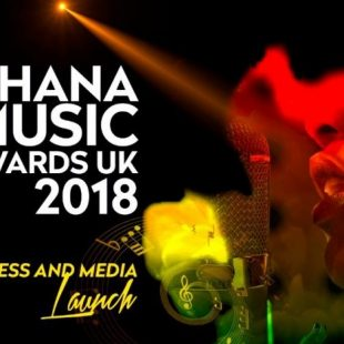 Ghana Music Awards UK 2018 to be launched on May 18