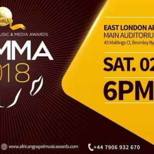 African Gospel Music & Media Awards 2018