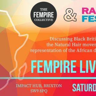 FEMPIRE LIVE @ RAPPORT FESTIVAL