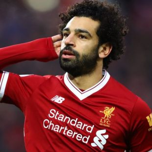 Mohamed Salah: Liverpool forward named Premier League Player of the Season