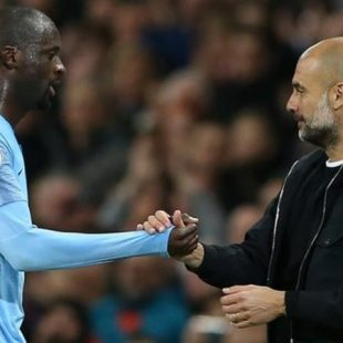 Pep Guardiola: Yaya Toure says Man City boss 'often has problems with Africans'