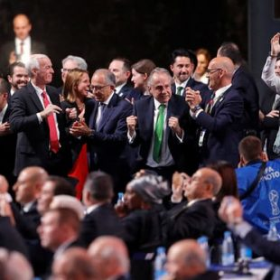 FIFA Chooses North America over Morocco for 2026 World Cup
