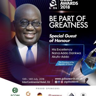 GUBA: Conference & Awards 2018