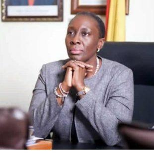 Marietta Brew Appiah-Oppong made ICC member