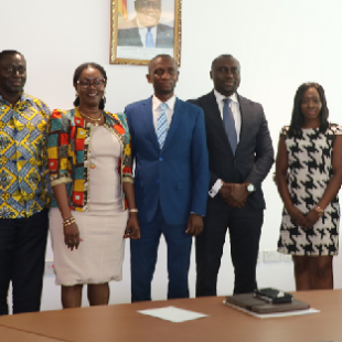 Accra Digital Centre gets new board