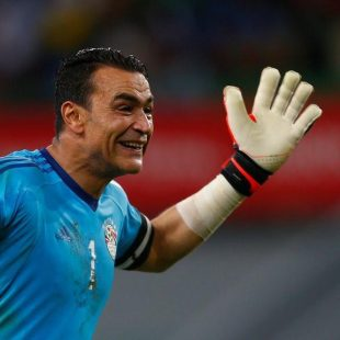 Egypt's shot-stopper set to become World Cup's oldest ever player
