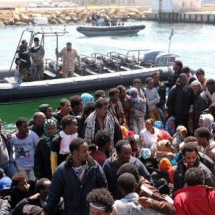 Italy proposes African migrant centres to halt immigrant tide