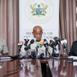 C'ttee findings on Ghana Electoral Commission officials will be forwarded to AG – Hamid