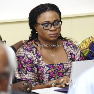 Why Charlotte Osei and two EC deputies were sacked – CJ's report