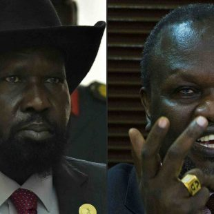 South Sudan warring rivals to hold peace talks in Ethiopia