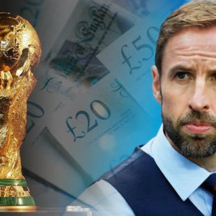 England stars to pocket less than £220,000 each for WINNING World Cup in Russia