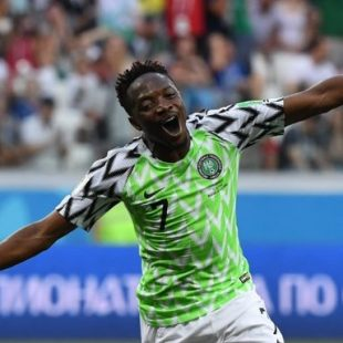 Nigeria 2-0 Iceland: Five things we learned