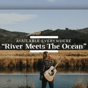 Singer/Songwriter Jacob Everett Wallace Releases 'River Meets The Ocean' EP