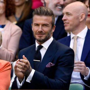 Biggest celebrity moments at Wimbledon: From David Beckham catching a ball to Beyonce looking confused