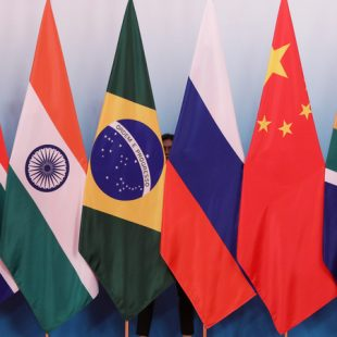 BRICS: Members discuss global governance, multilateralism