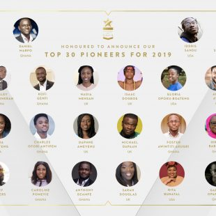 Ghana's 62nd Independence: The 2019 Future of Ghana Top 30 U30