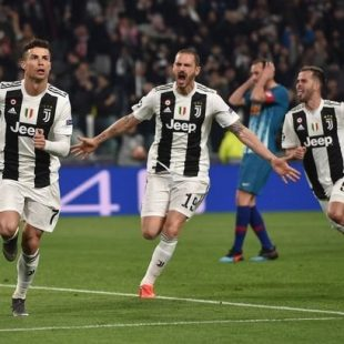 Juventus share price makes huge jump after Ronaldo's Champions League heroics